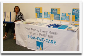 Dixon Family Services is an application location for the PG&E CARE Program.