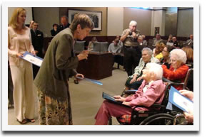 Solano County Centenarian Celebration in September 2008
