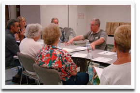 Advocates for Dixon Seniors (ADS) meets monthly at Dixon Family Services